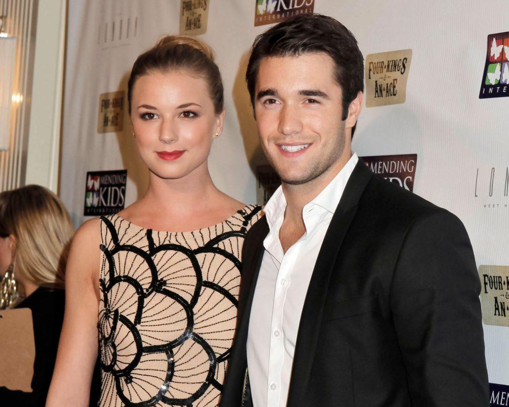 Emily VanCamp e Josh Bowman