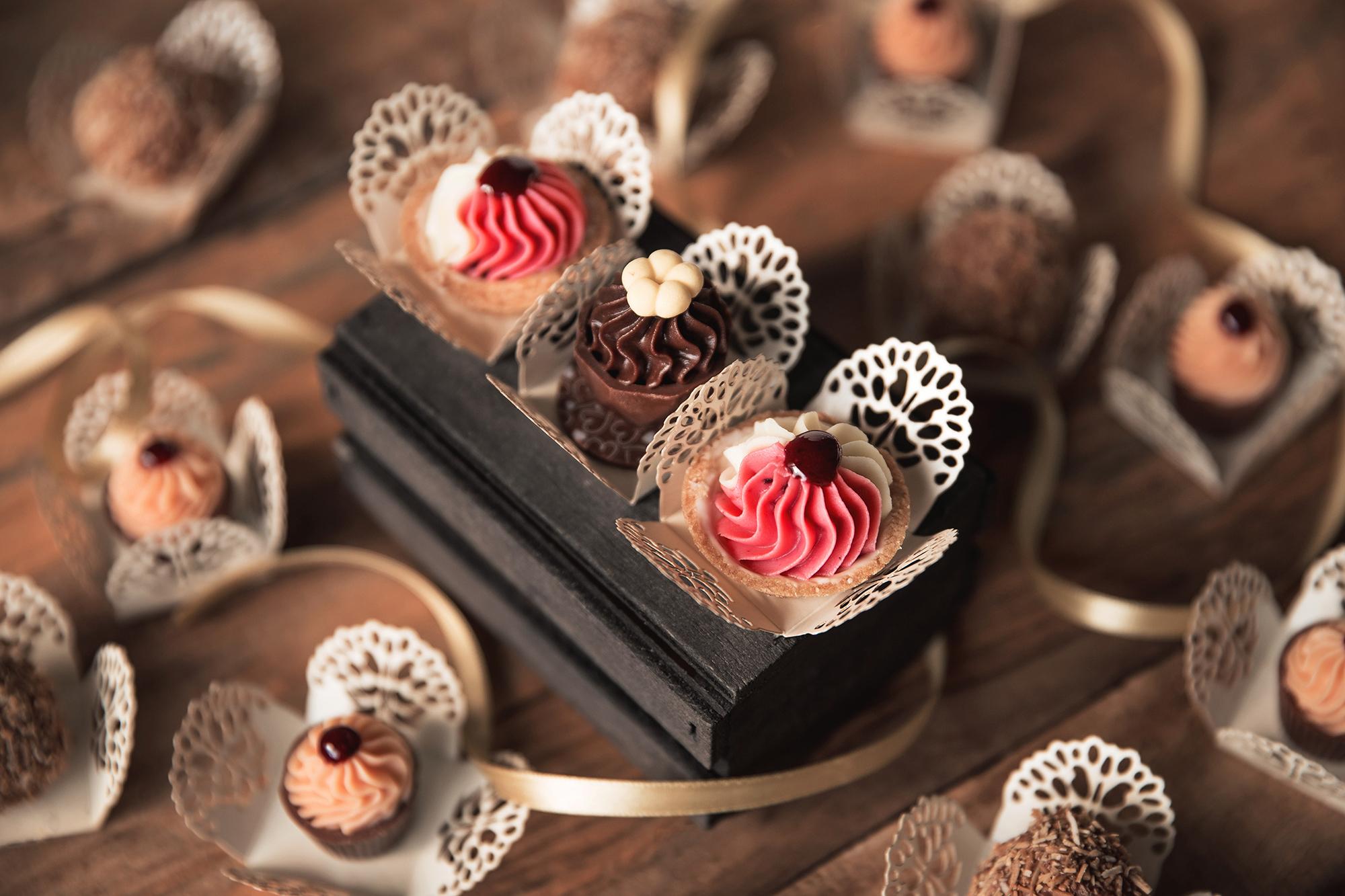 Como calcular a quantidade ideal de doces do casamento