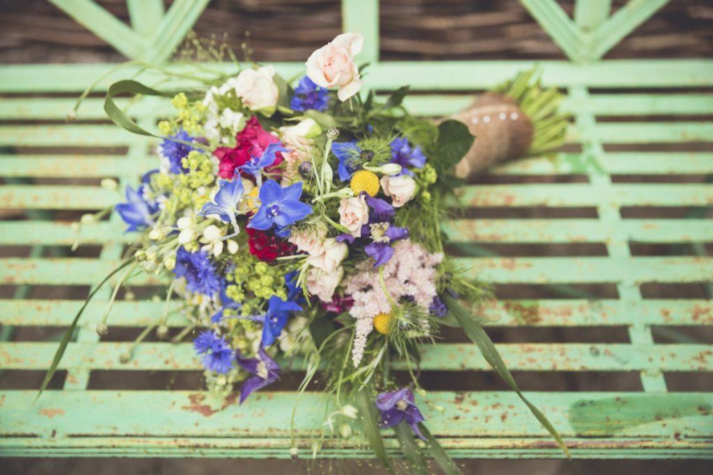 buquês para casamento no verão