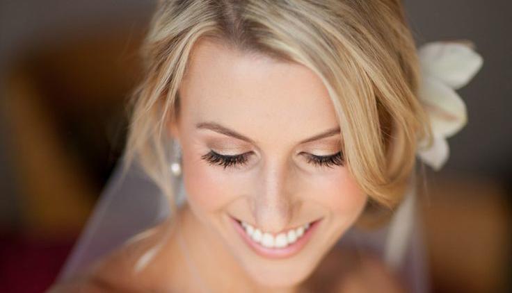 Tendência de beleza para noivas: maquiagem natural