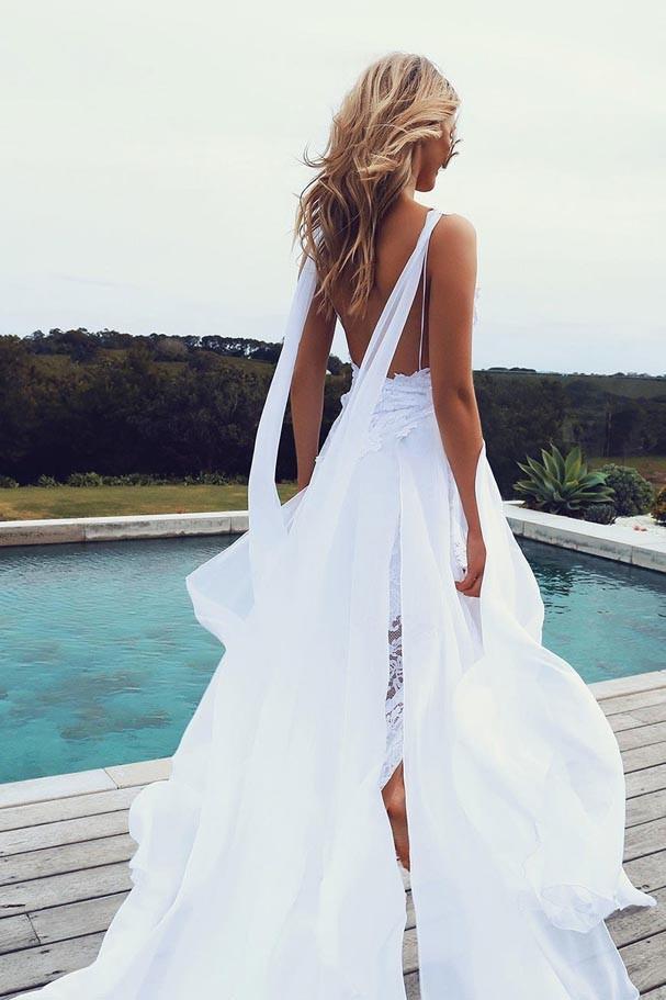 vestido de noiva Pinterest