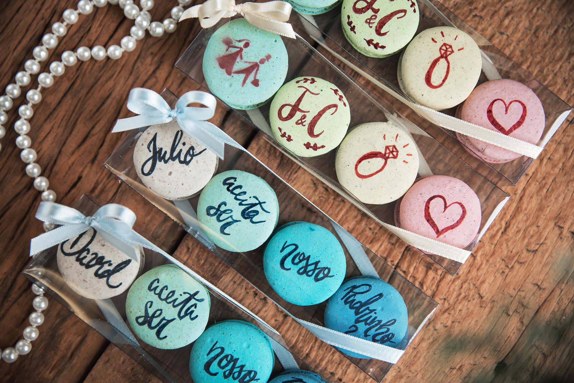 Lembrancinhas de casamento: Ideias incríveis para presentear os convidados
