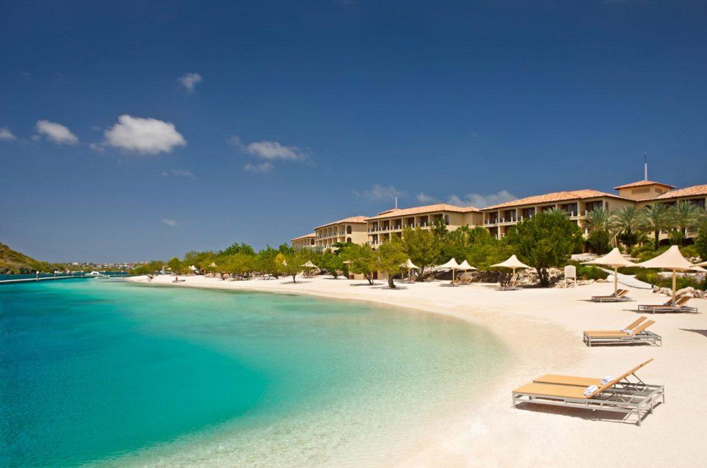 lua de mel em Curaçao