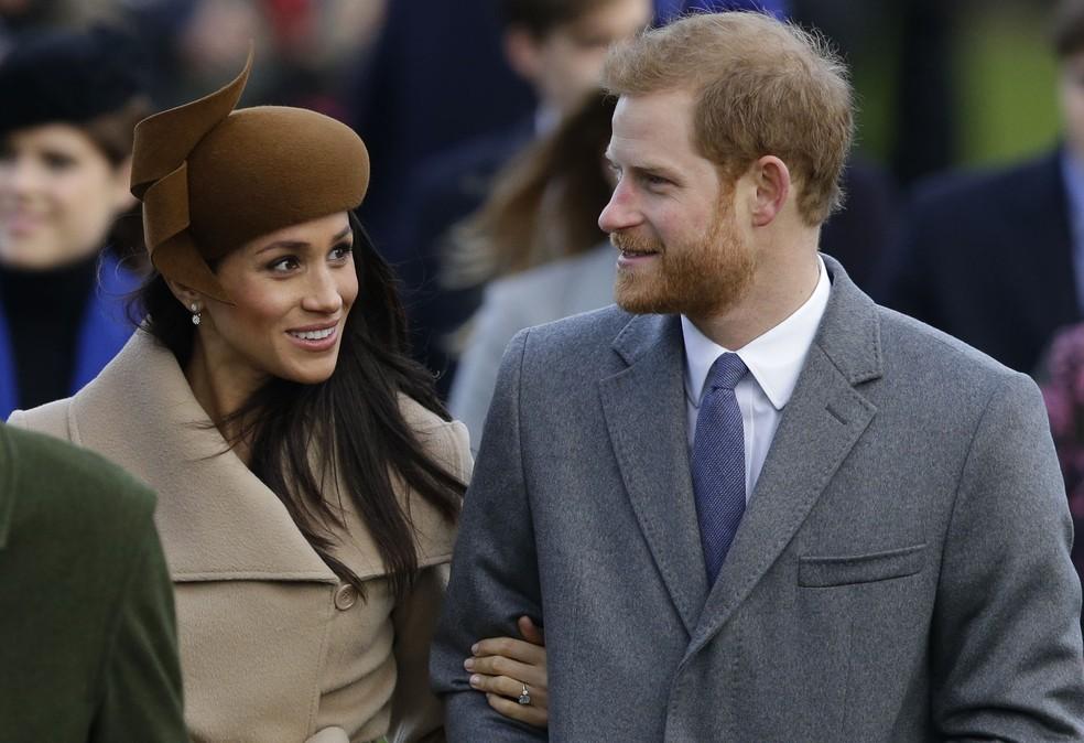 Tudo o que sabemos do casamento de Príncipe Harry e Meghan Markle