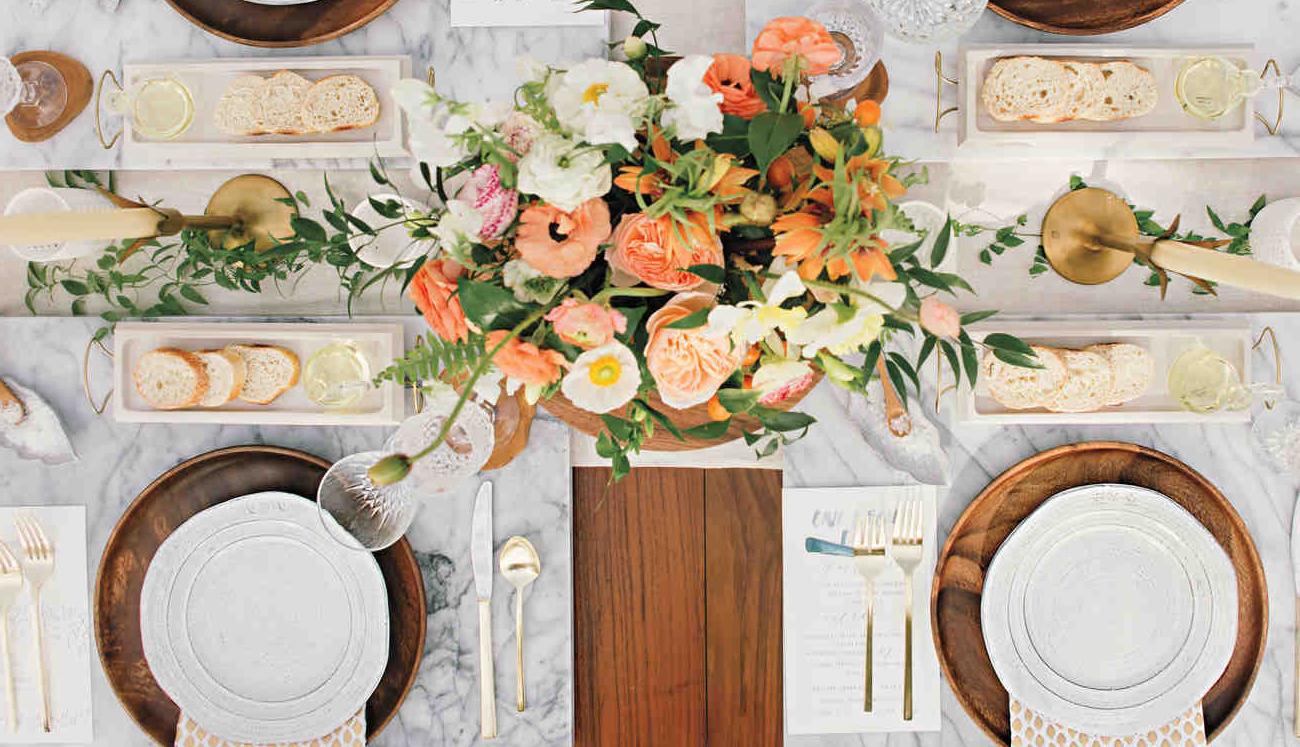 Como usar mármore na decoração do casamento