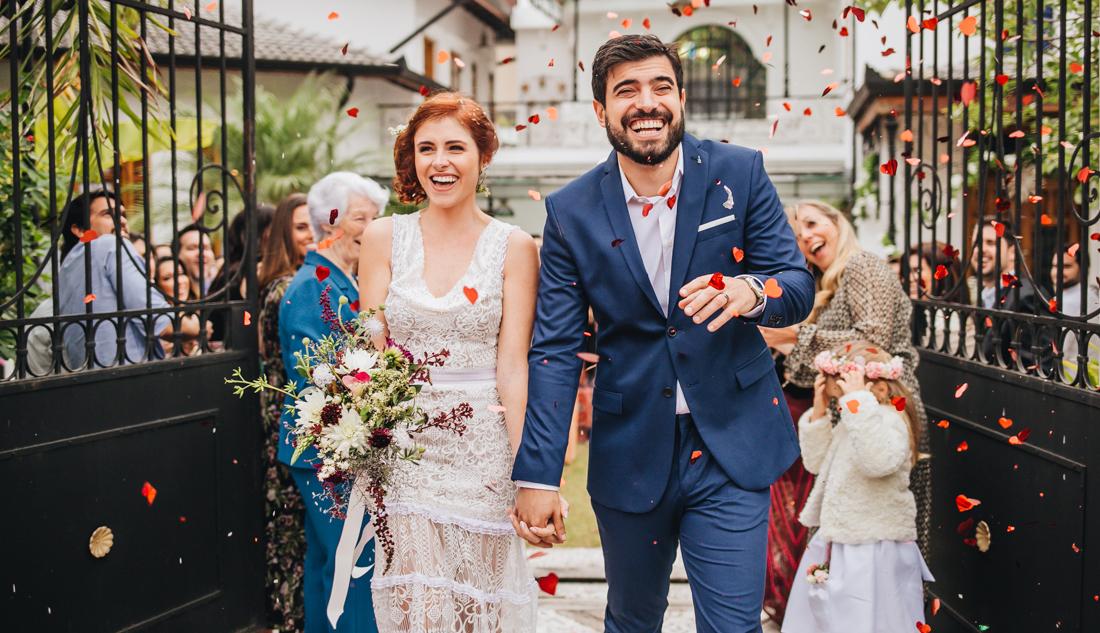 Miniwedding em casa – Lívia e Luis