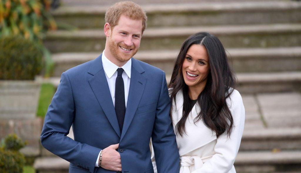 casamento de Príncipe Harry