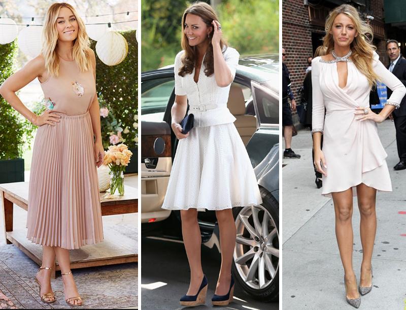 O que a noiva pode vestir na festa de noivado e no chá de panela