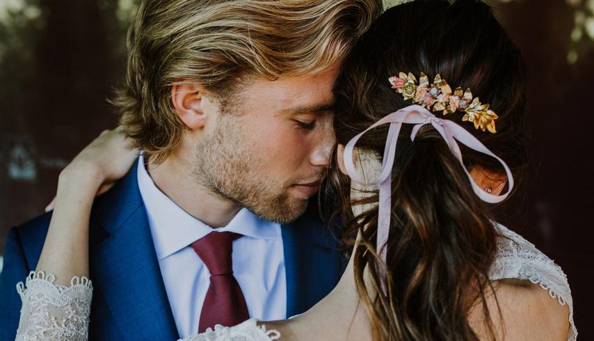 Penteado para noiva: Como usar laço de fita