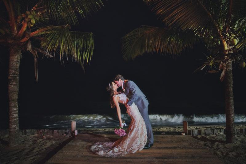 Casamento em Arraial d'Ajuda