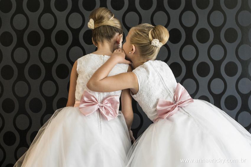 Quais as funções dos pajens e daminhas no casamento