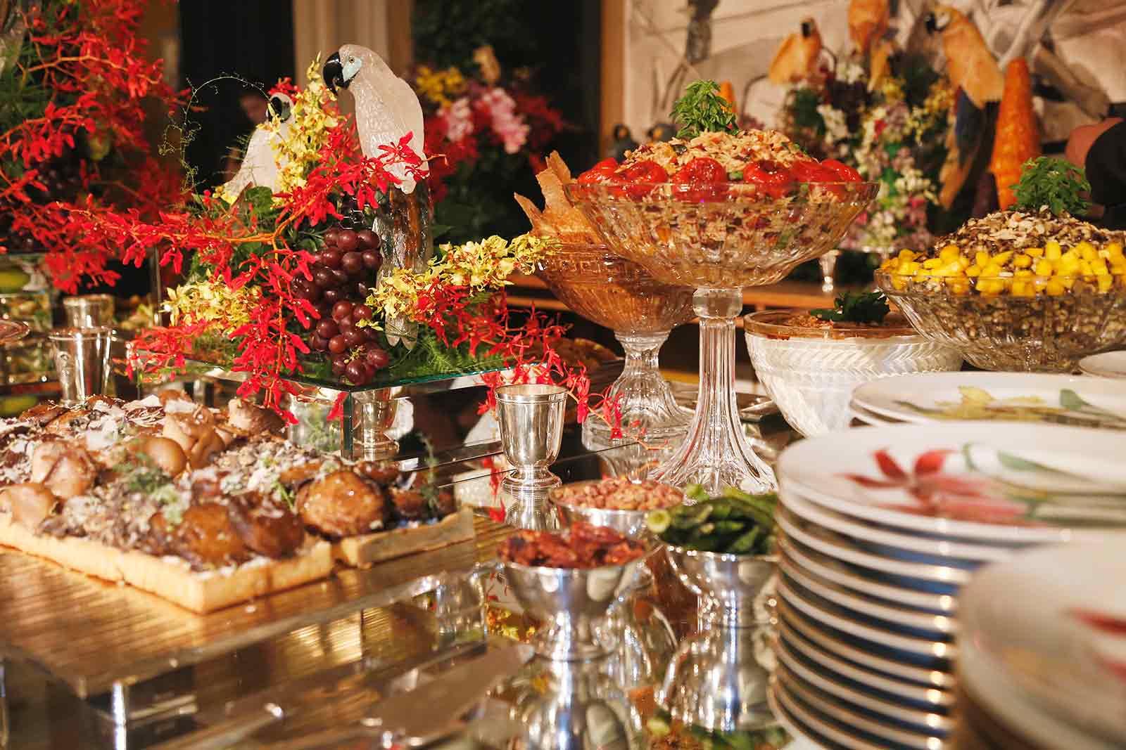 Como escolher o buffet para a festa de casamento
