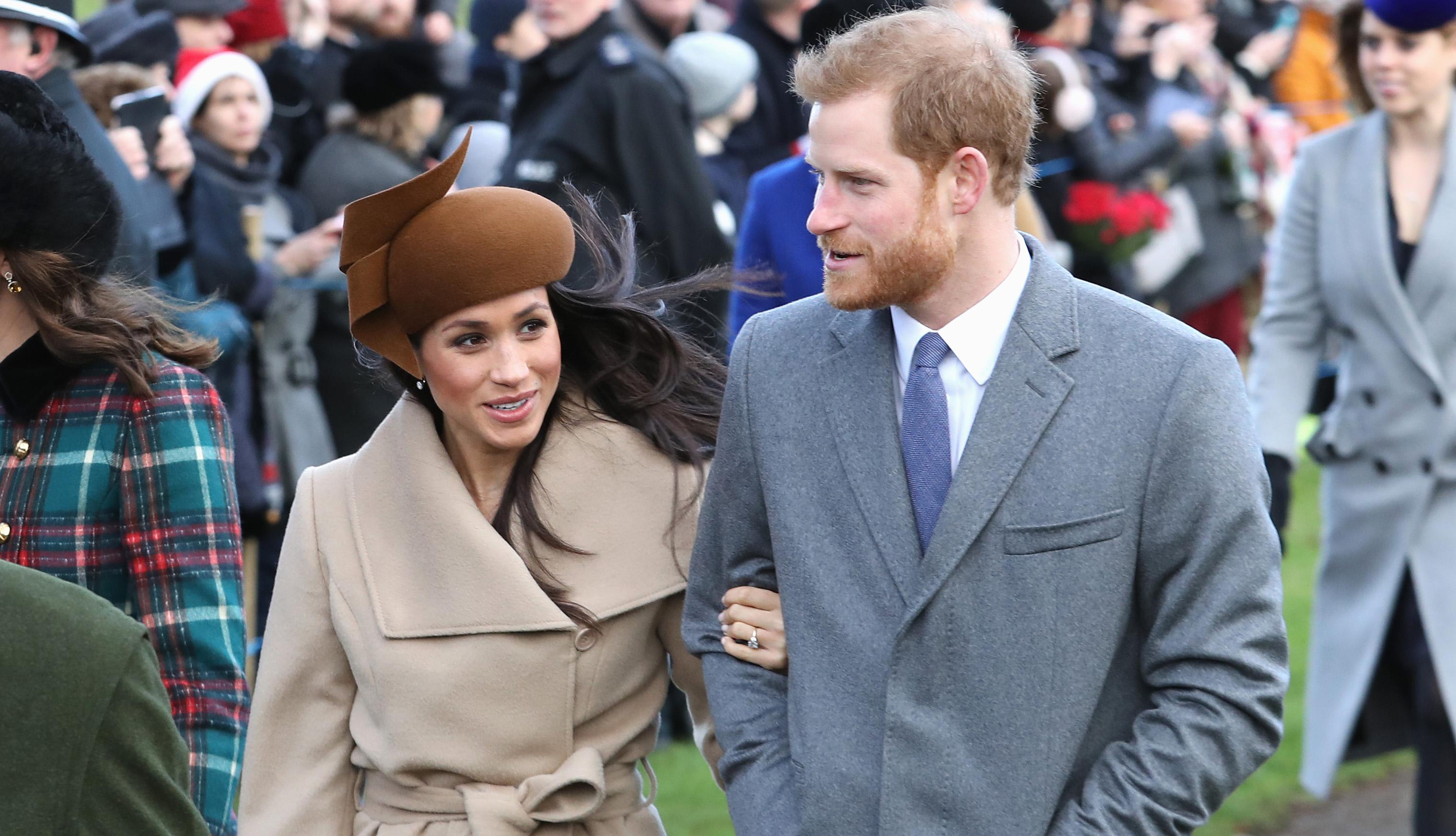 Príncipe Harry e Meghan Markle fogem da tradição ao escolher o bolo do casamento
