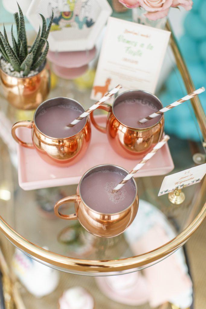 decoração de chá de panela