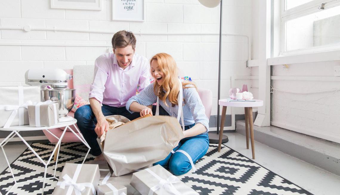 Lista de casamento: presentes para casais que já moram juntos