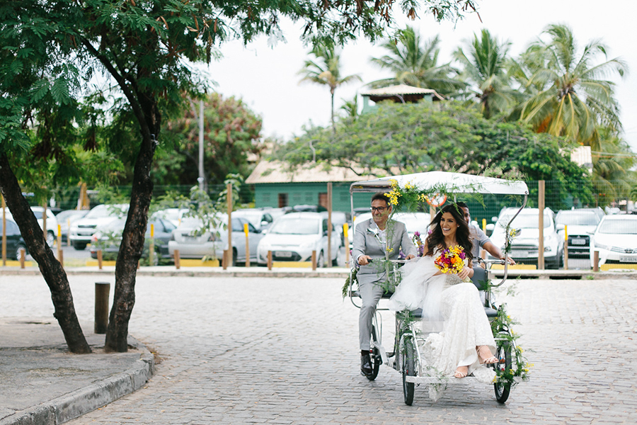 Casamento na Praia do Forte