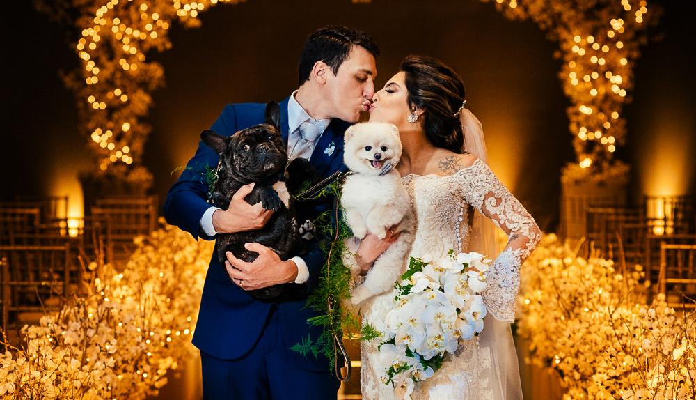 Casamento clássico – Caroline & Diogo