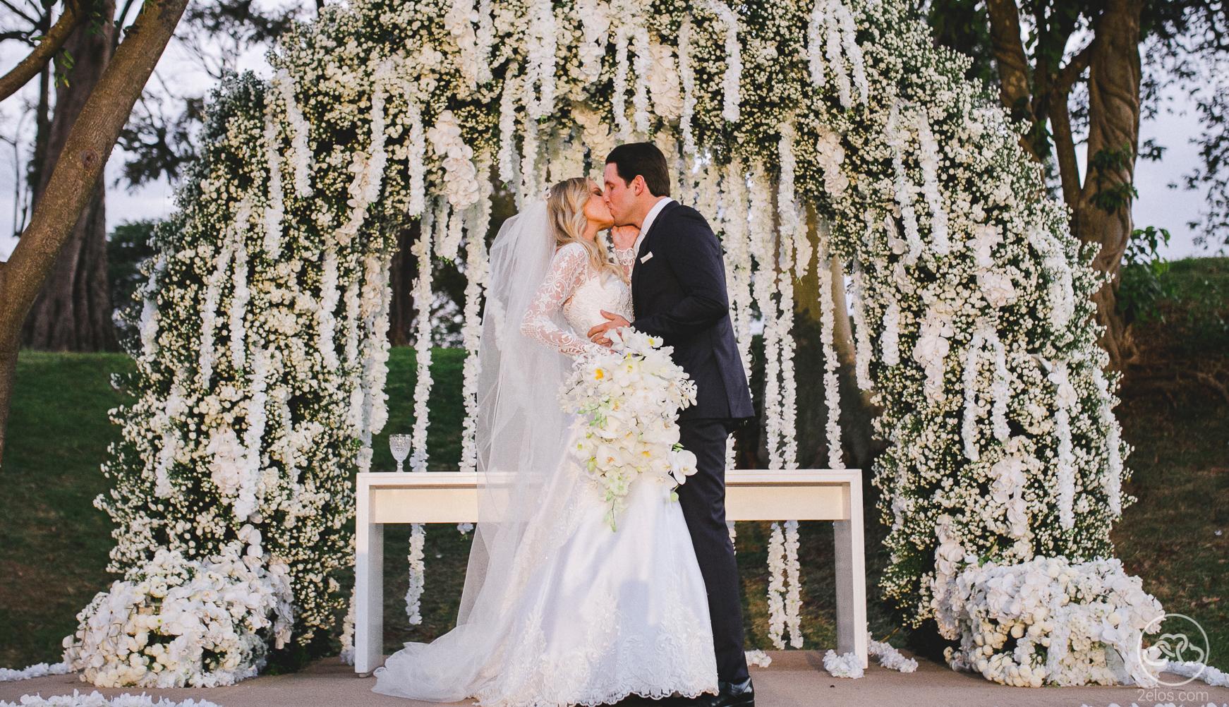Casamento na fazenda: Clarissa & Guilherme