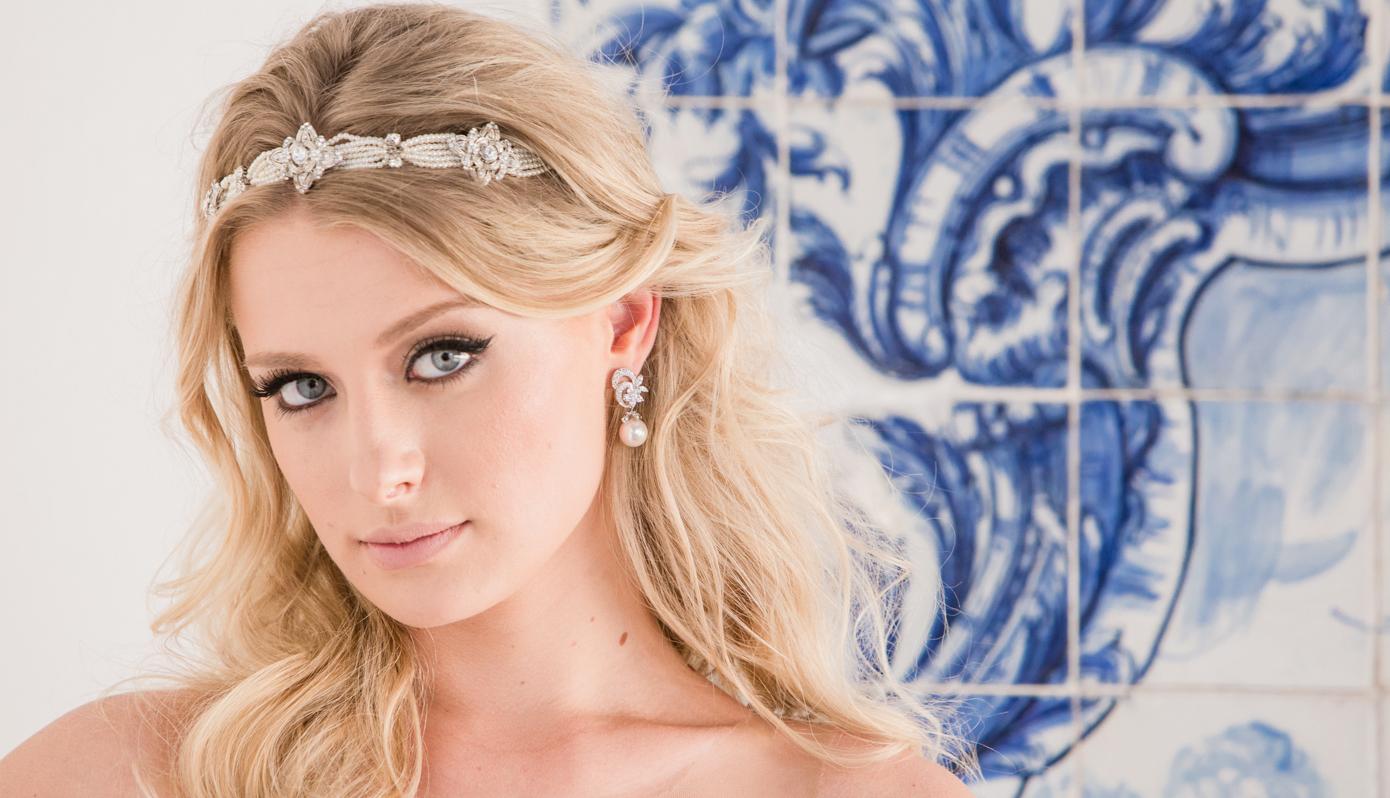 Cuidados com os cabelos para exibir um penteado de noiva perfeito