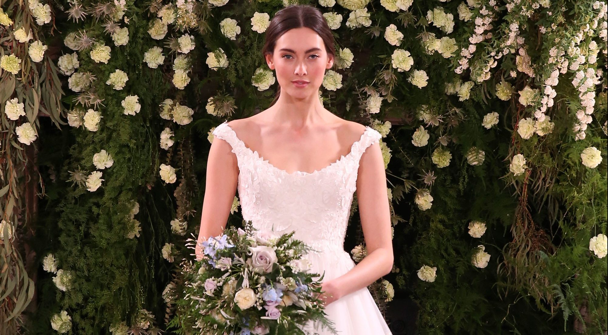 London Bridal Week: O desfile de Jenny Packham