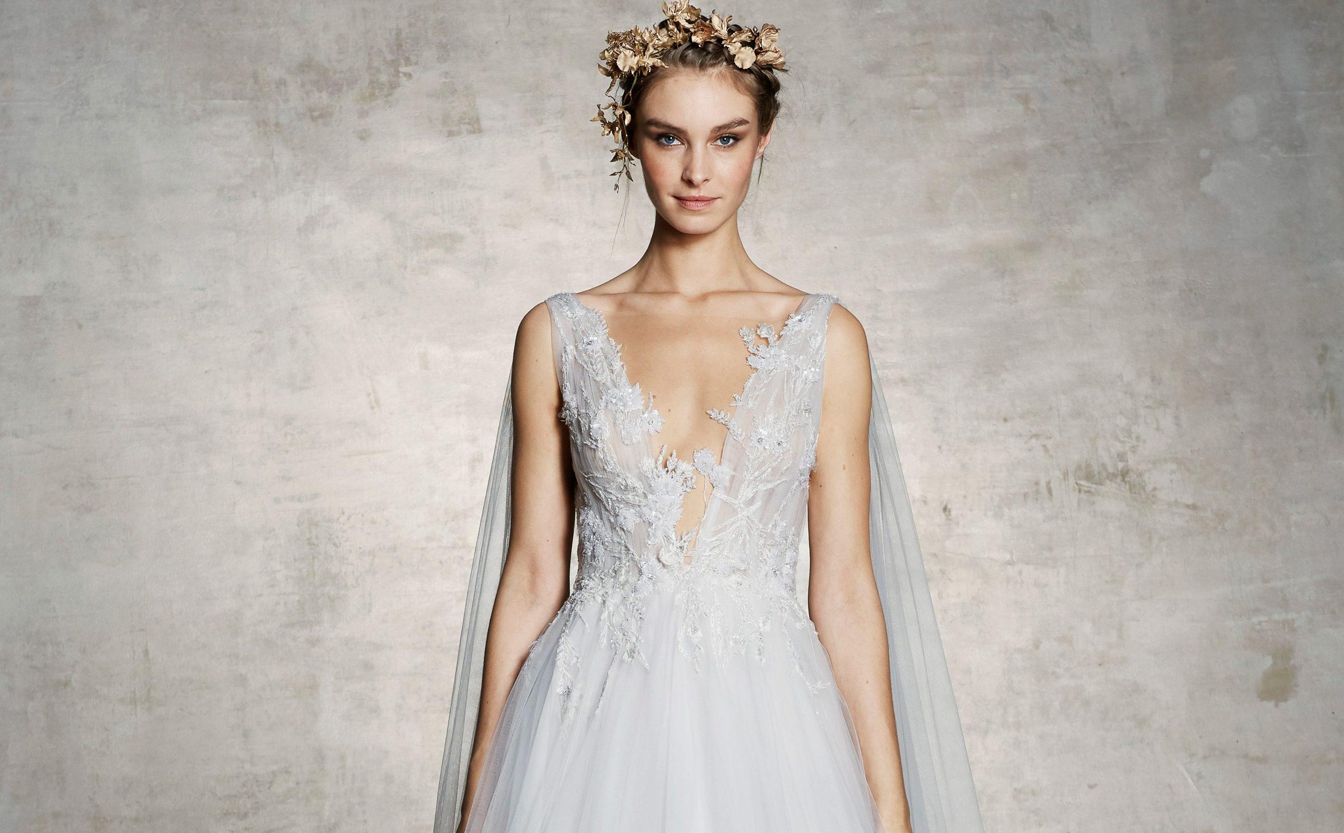 NY Bridal Week: Os vestidos de noiva da Marchesa