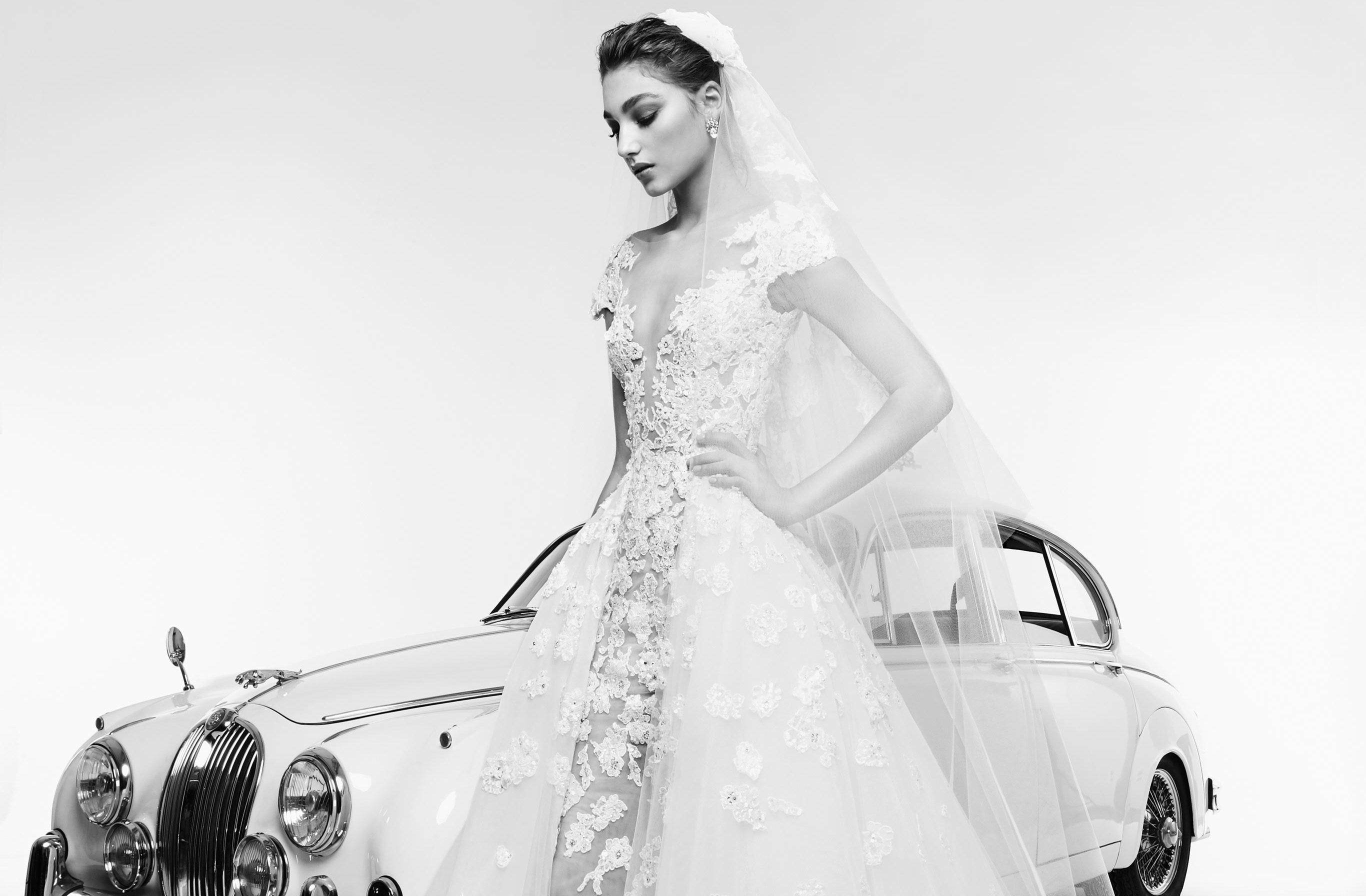 NY Bridal Week: Vestidos de noiva Zuhair Murad