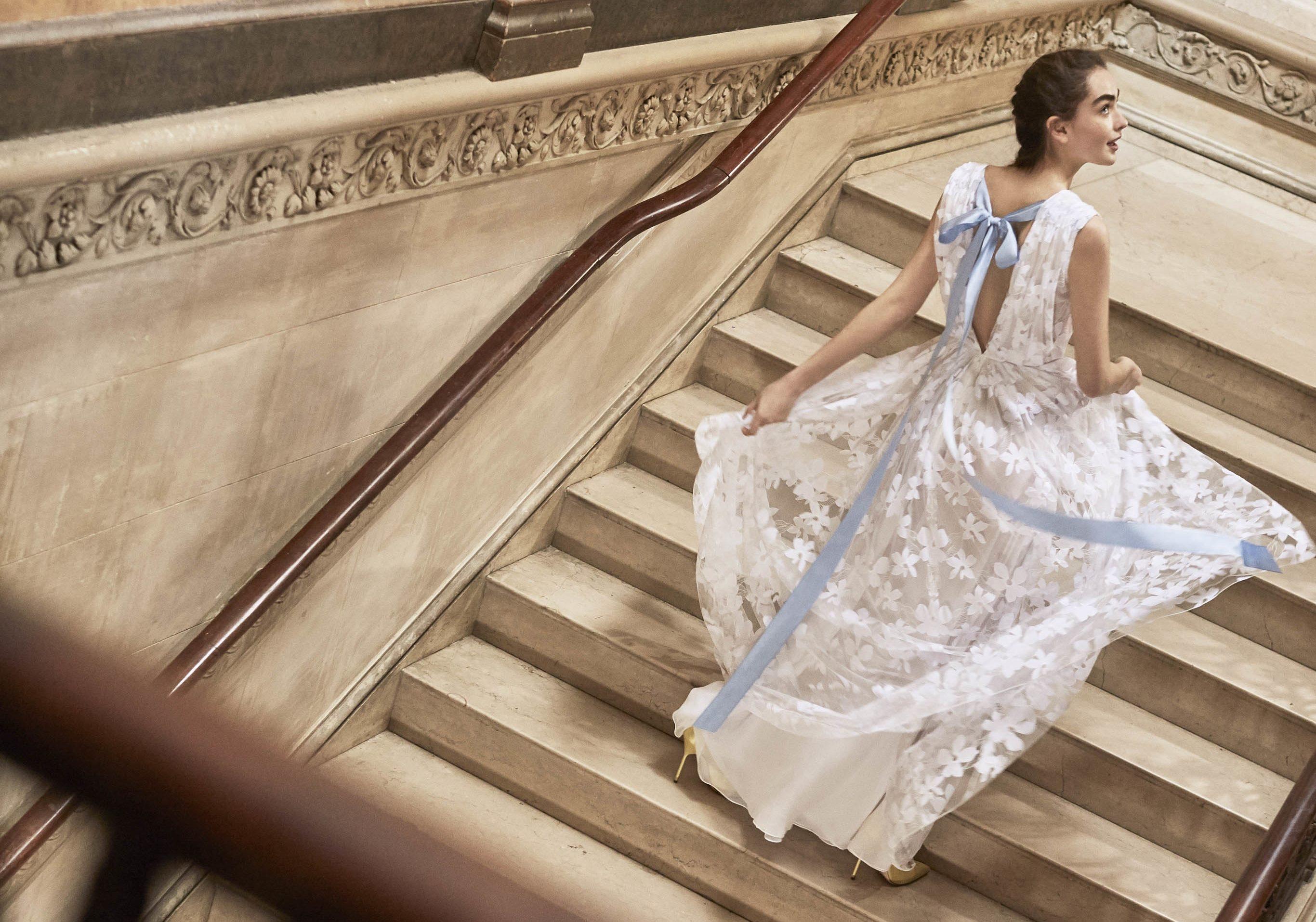 NY Bridal Week: Os vestidos de noiva de Carolina Herrera