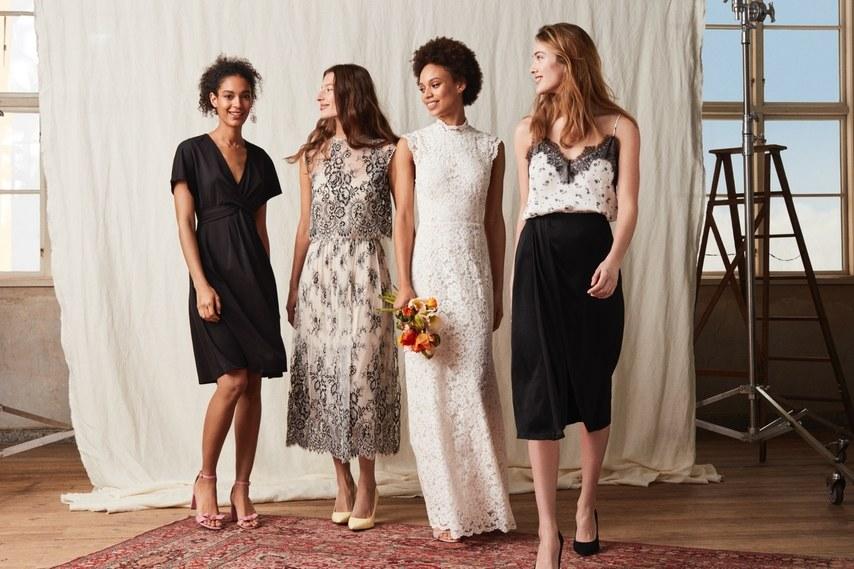 H&M lança coleção com vestidos de noiva a partir de 129 dólares