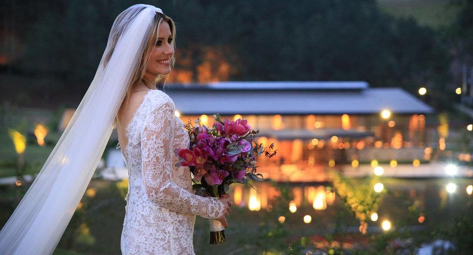 Casamento no Espaço Terras de Clara