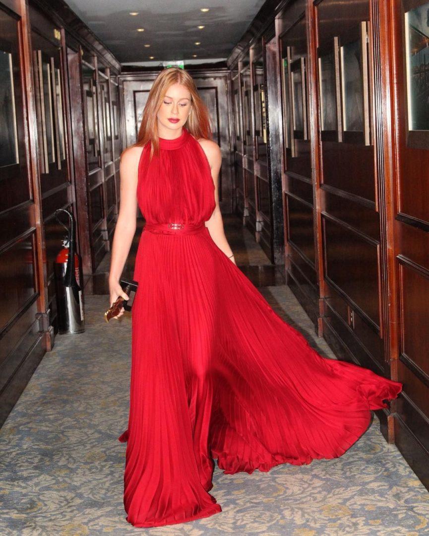 Vestidos de Marina Ruy Barbosa