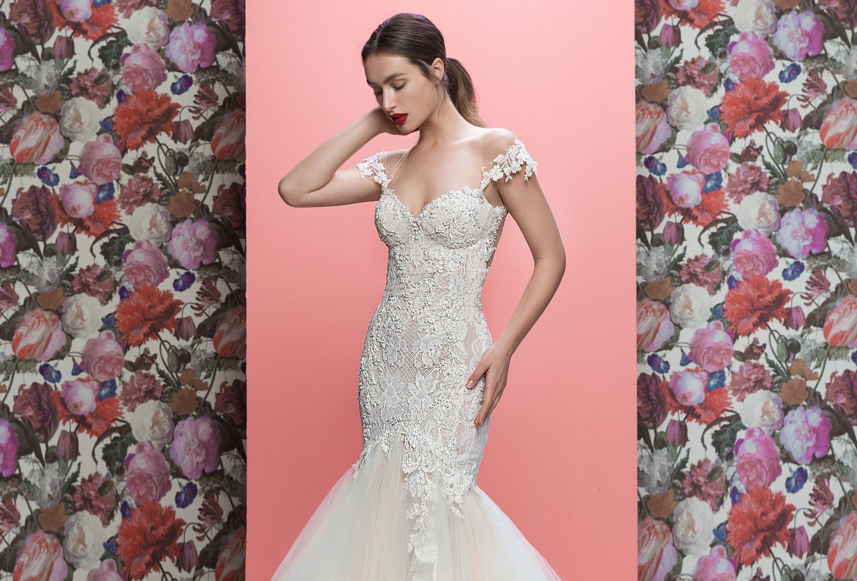 NY Bridal Week: Os vestidos de noiva de Galia Lahav