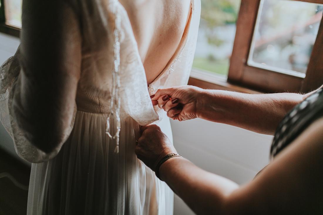 Miniwedding no jardim
