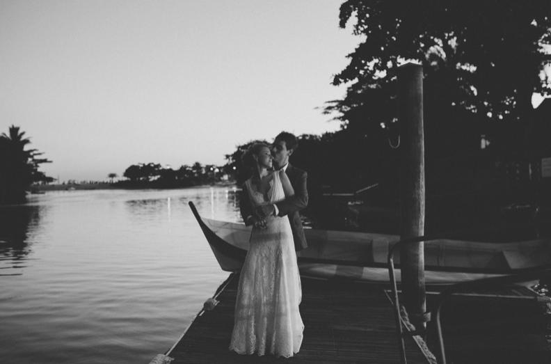 Casamento na Barra do Una
