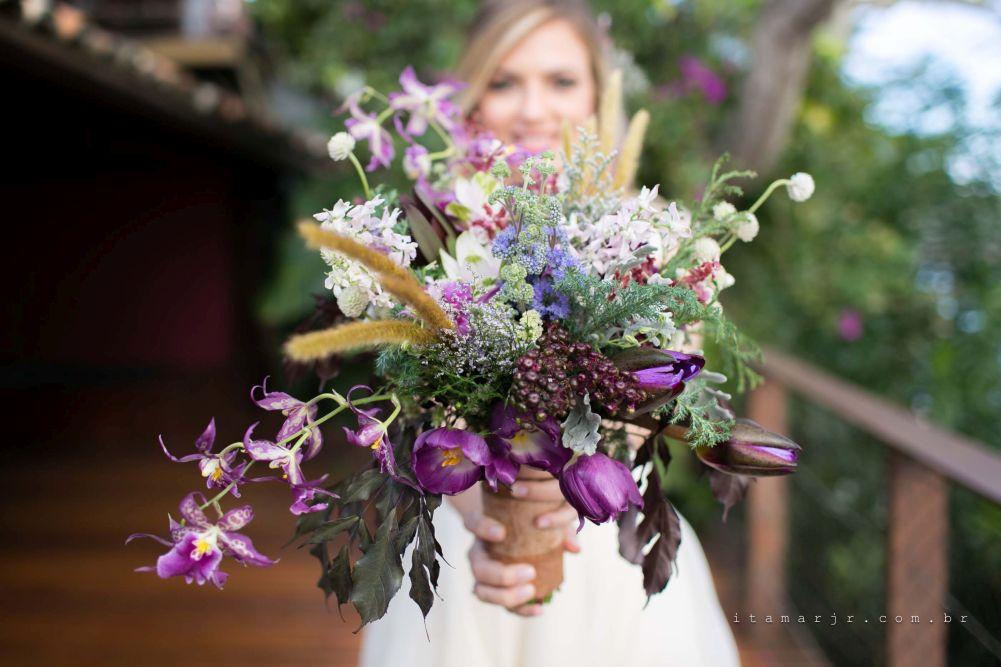 34 fotos que a noiva precisa ter do buquê no dia do casamento