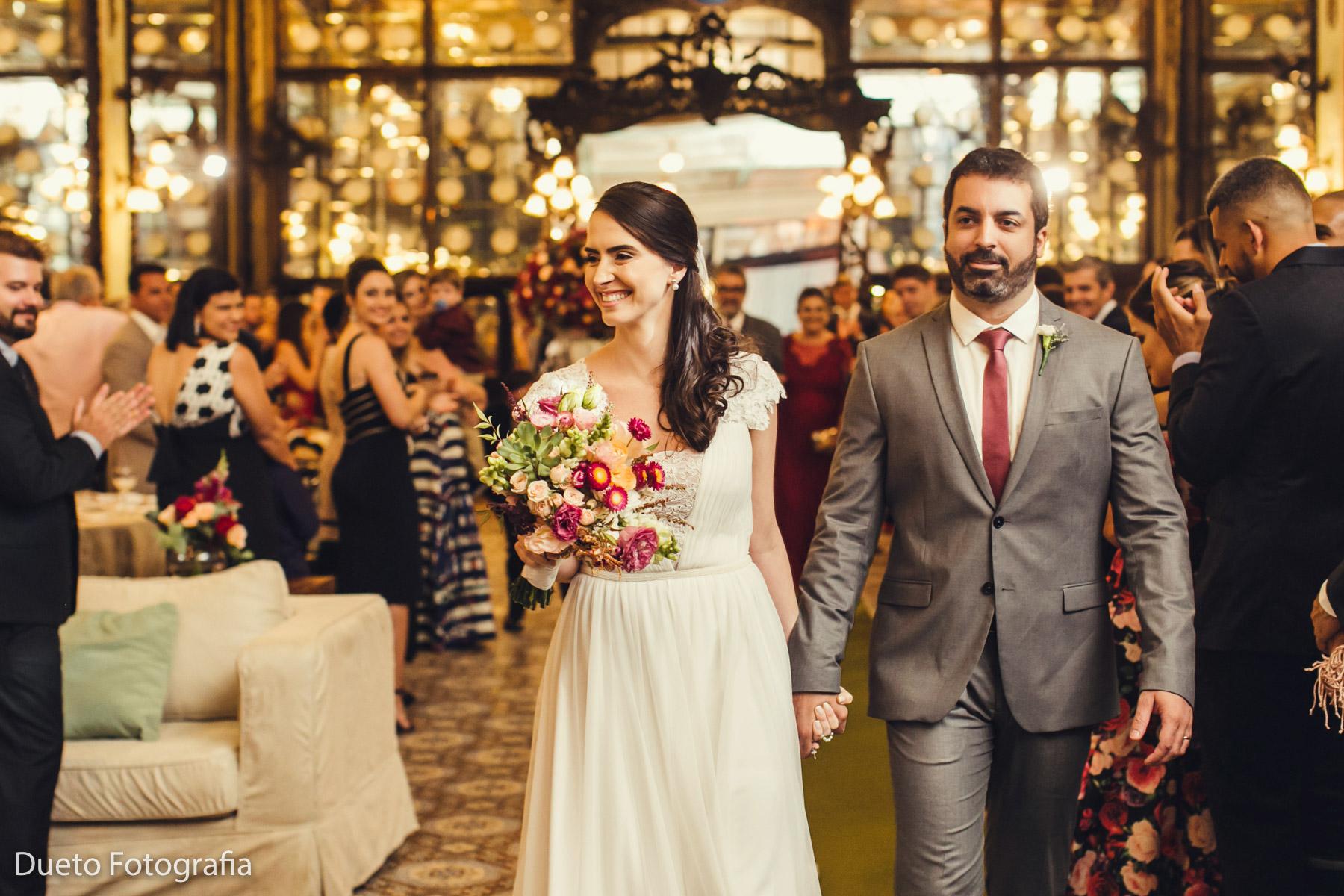 Casamento na Confeitaria Colombo: Beatriz & Lucas