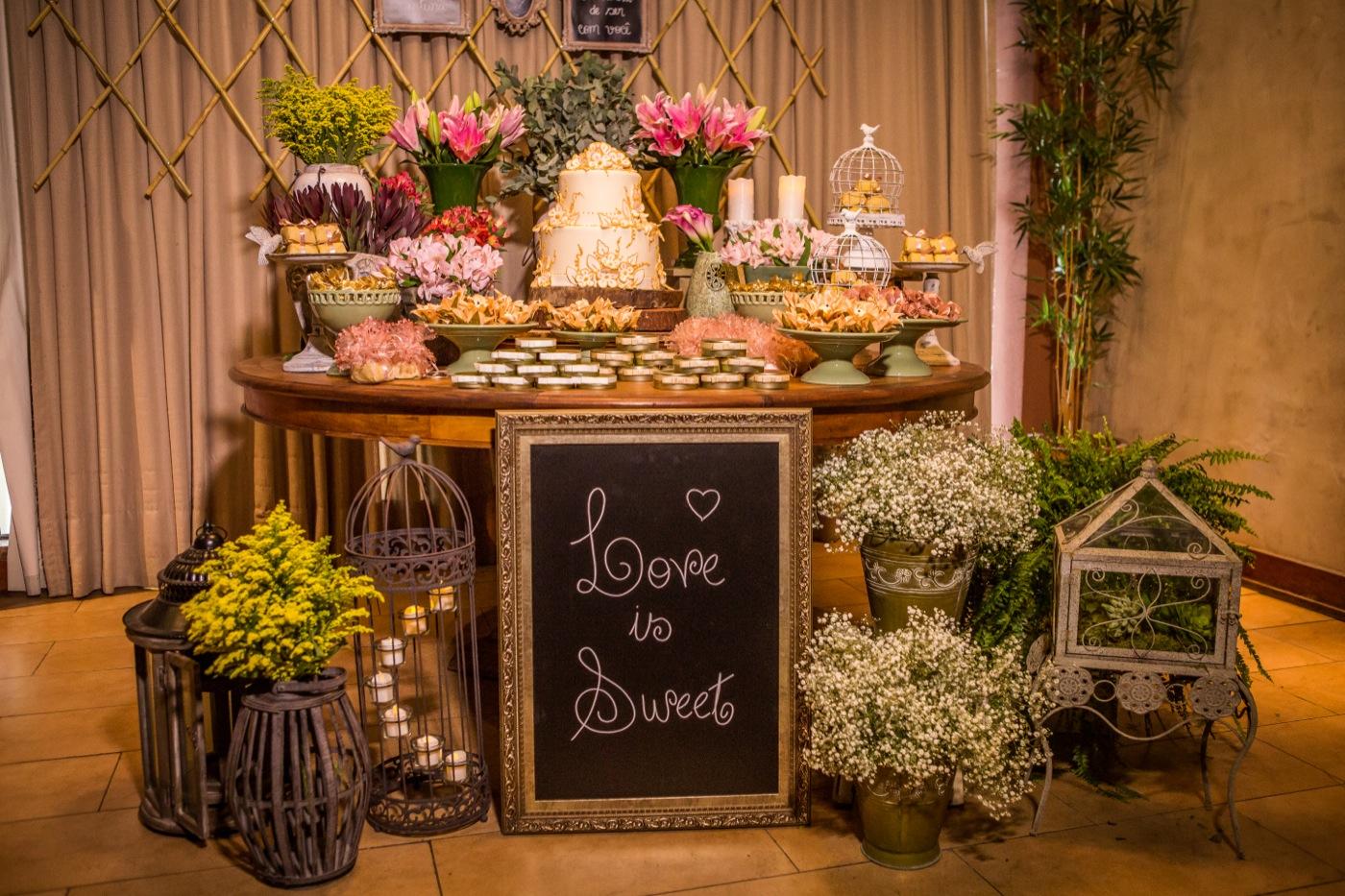 Miniwedding: Como organizar um casamento pequeno e charmoso