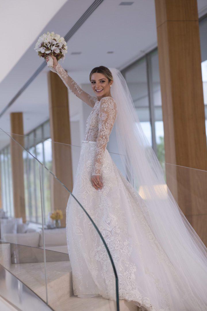 buquê da noiva