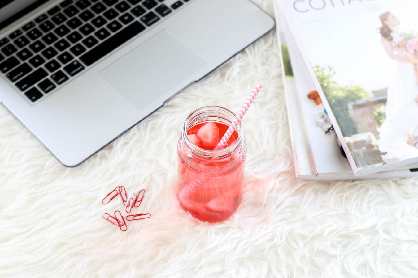 3 receitas de sucos funcionais para a semana do casamento