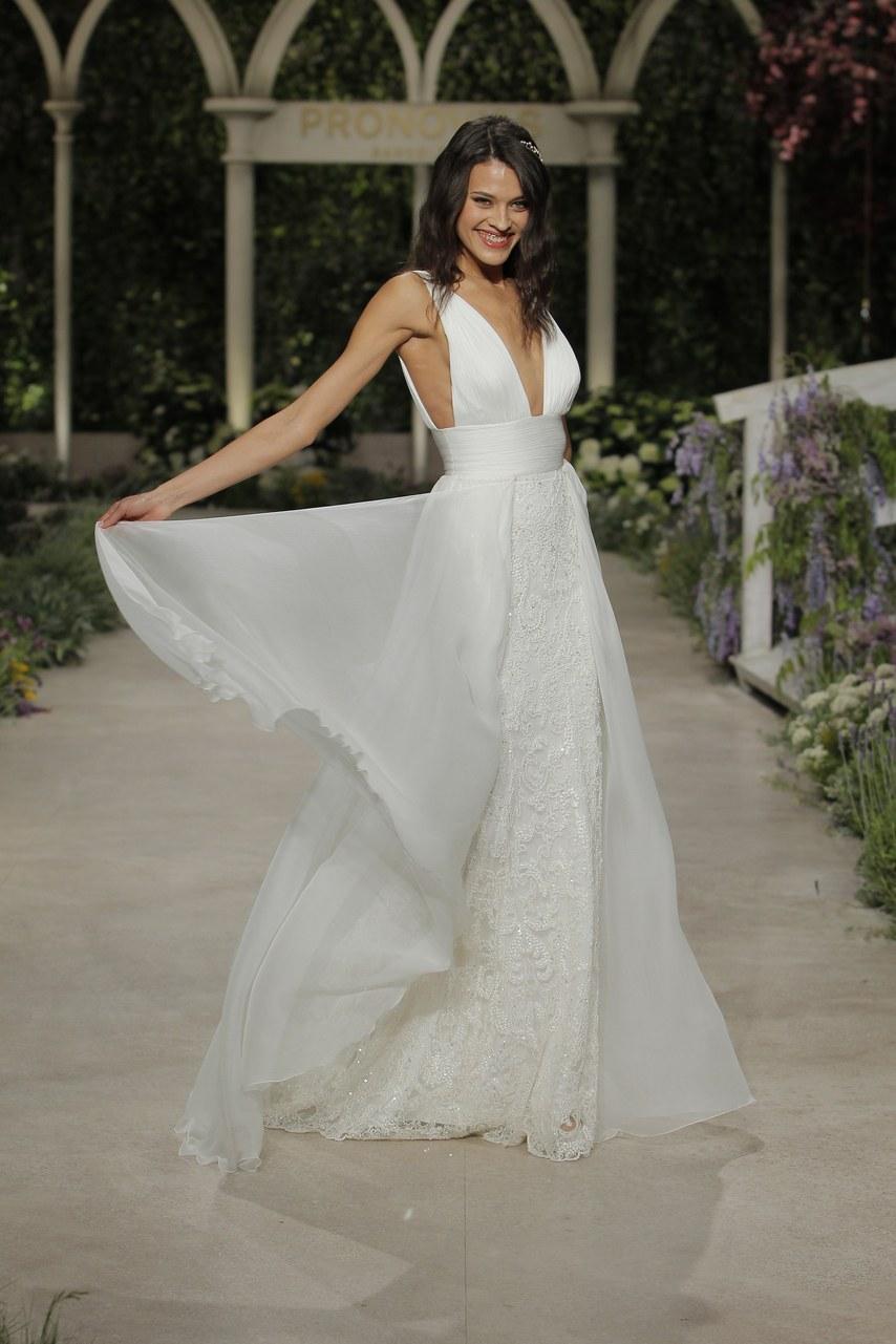vestidos de noiva Pronovias