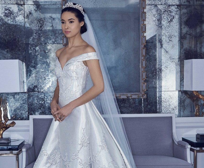 NY Bridal Week: O desfile de Romona Keveža