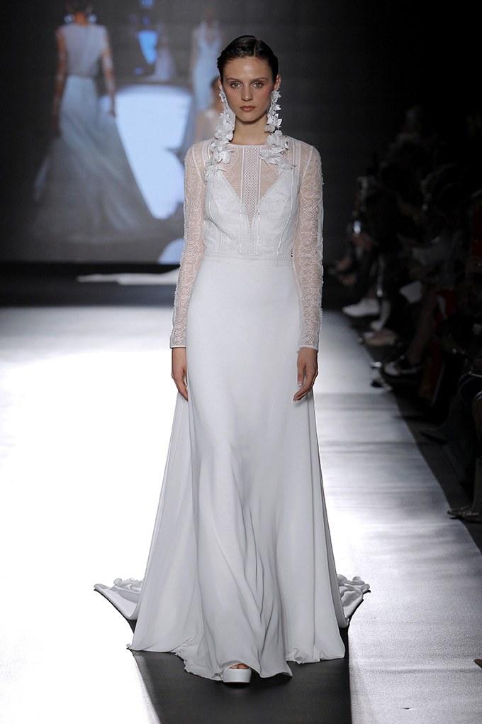 vestidos de noiva Rosa Clará