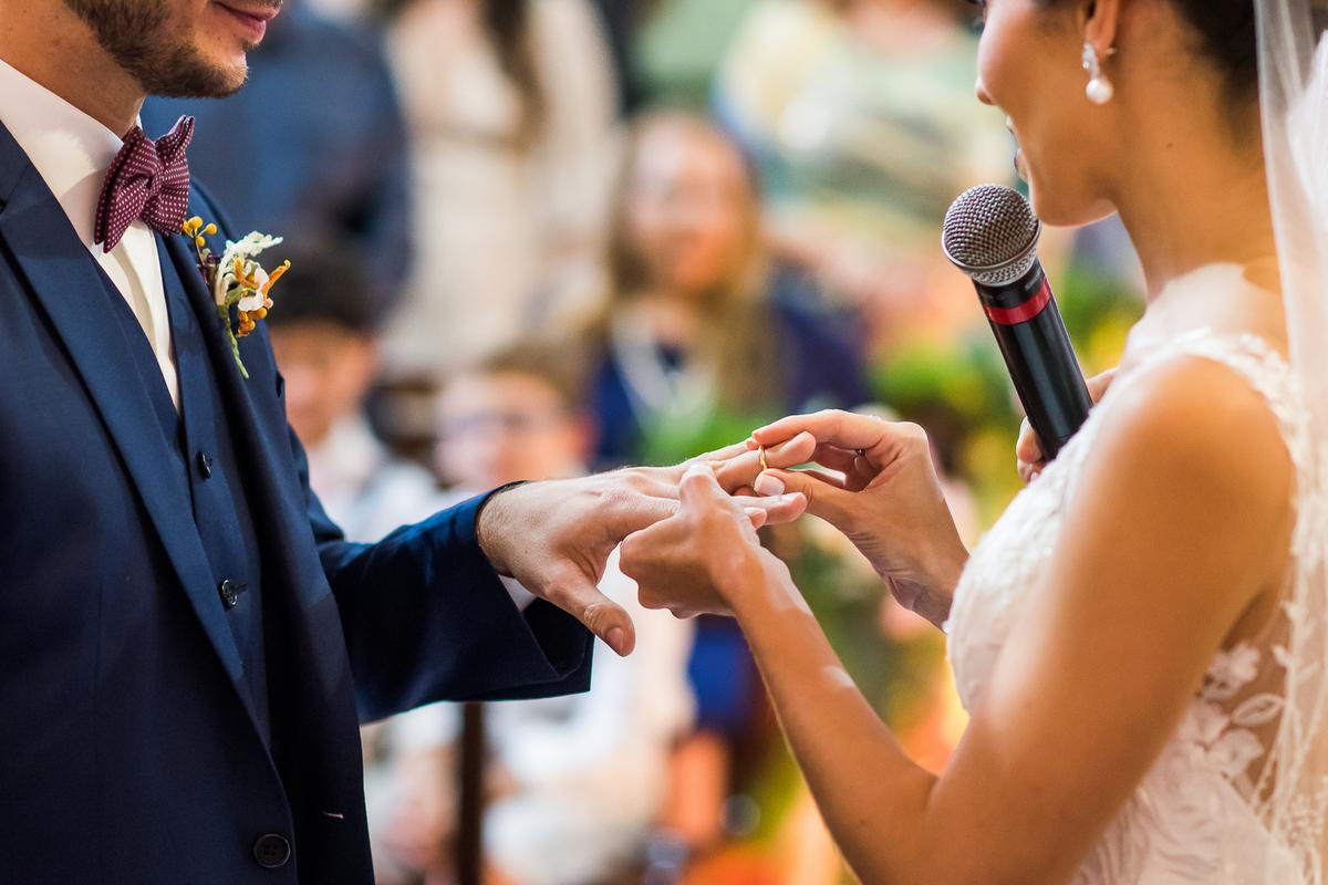 casamento rústico colorido