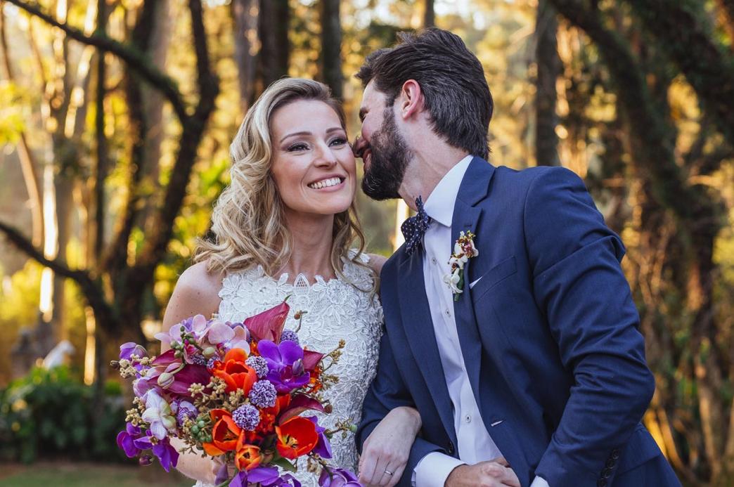 Casamento na Fazenda Santa Bárbara: Carol e Samuel