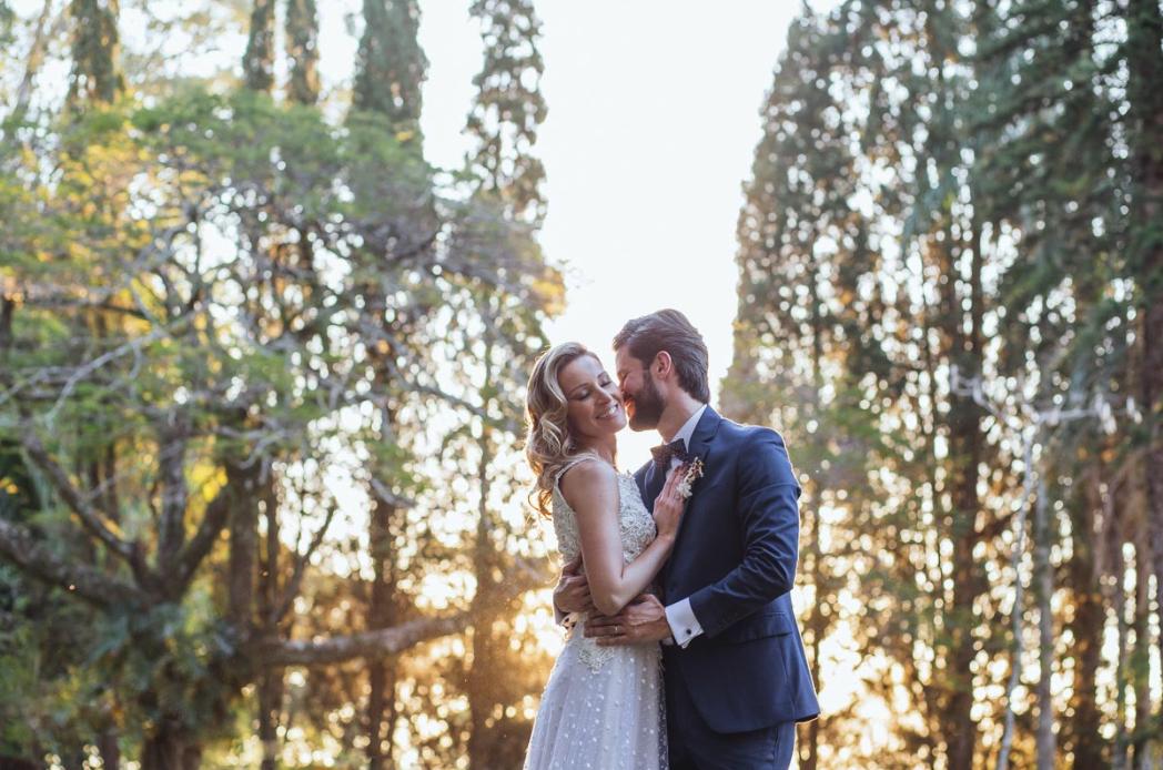 Casamento na Fazenda Santa Bárbara