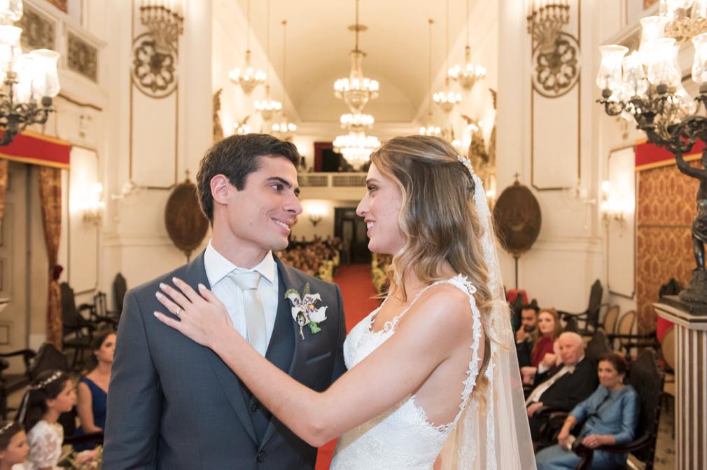 Casamento no Museu