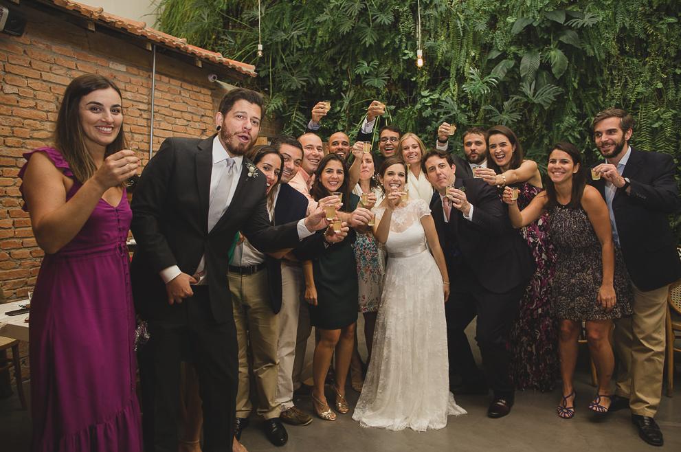 Miniwedding na Casa Manioca
