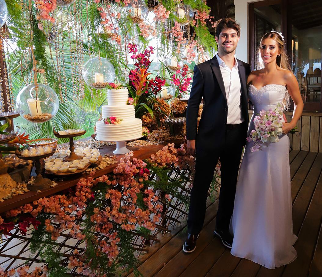 Casamento em Trancoso: Thamy e Carlo