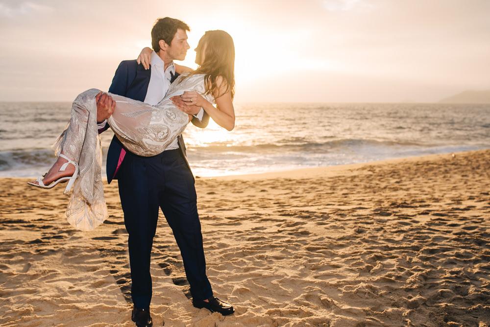 Casamento na praia Toque Toque Pequeno – Camila & Marcos