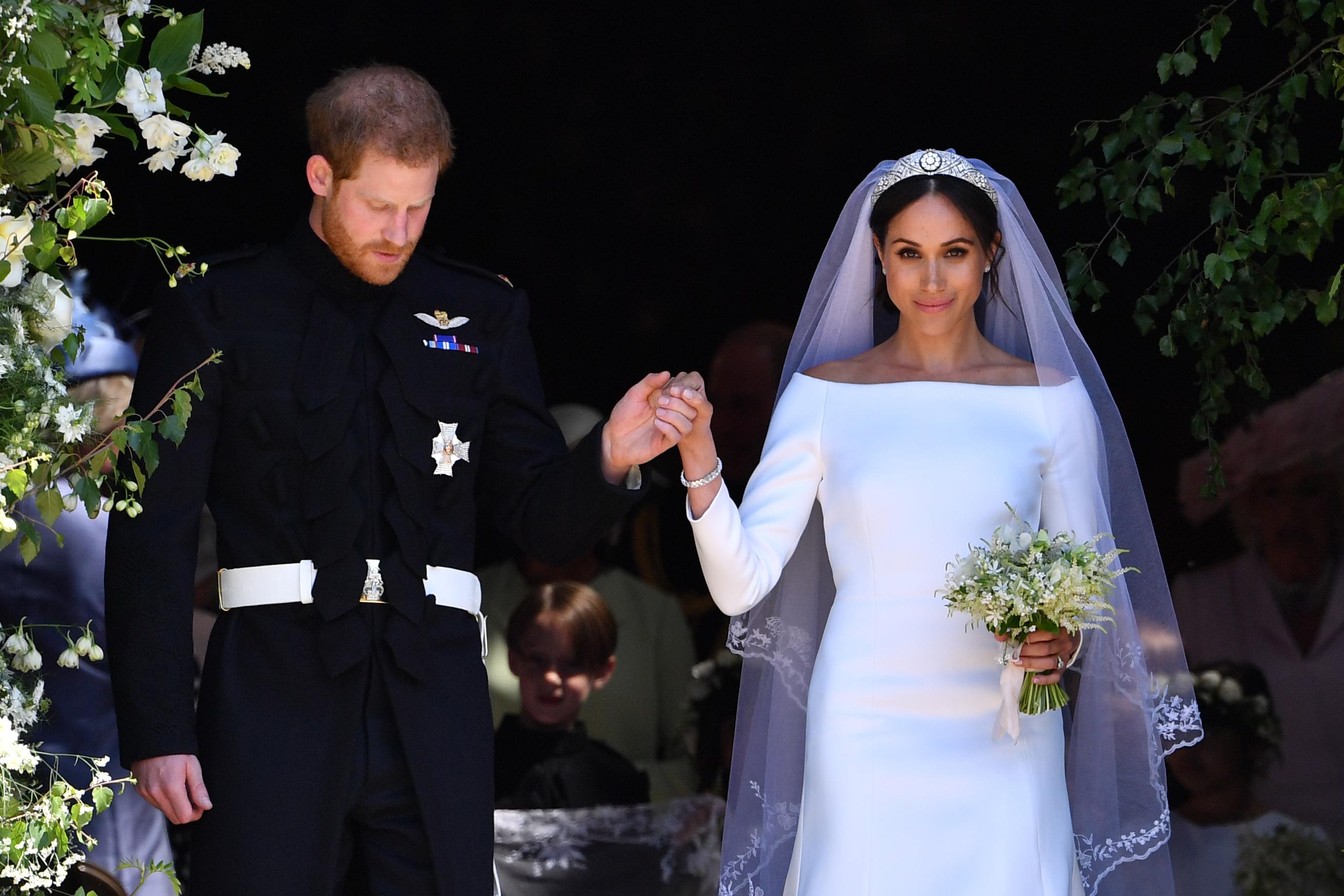 Tendências do casamento de Príncipe Harry e Meghan Markle para adotar