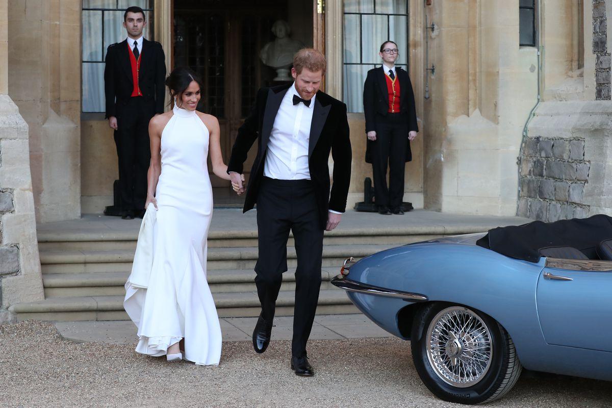 casamento de Príncipe Harry e Meghan Markle